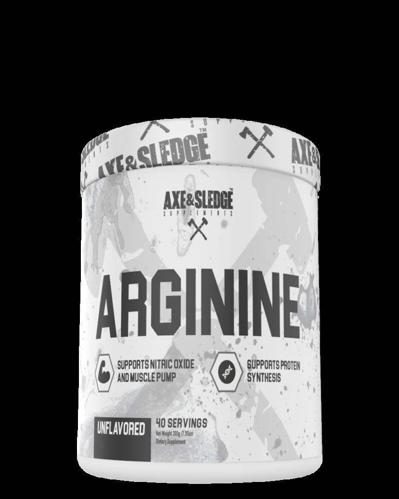 Axe and Sledge - Arginine