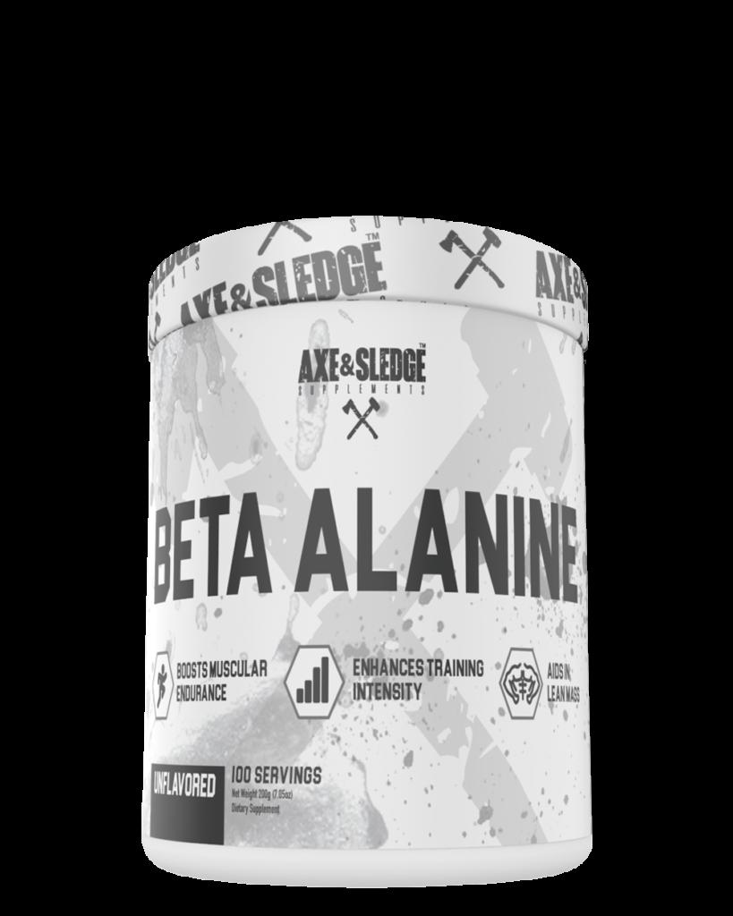 Axe and Sledge - Beta Alanine