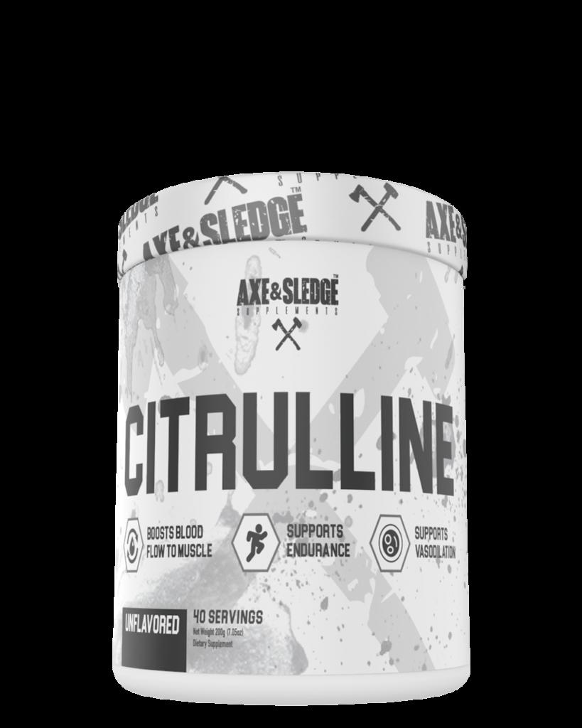 Axe and Sledge - Citrulline