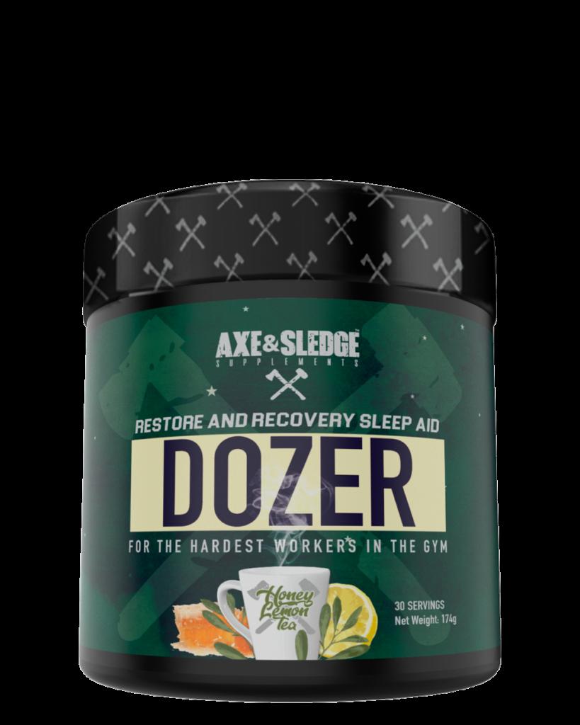 Axe and Sledge - Dozer