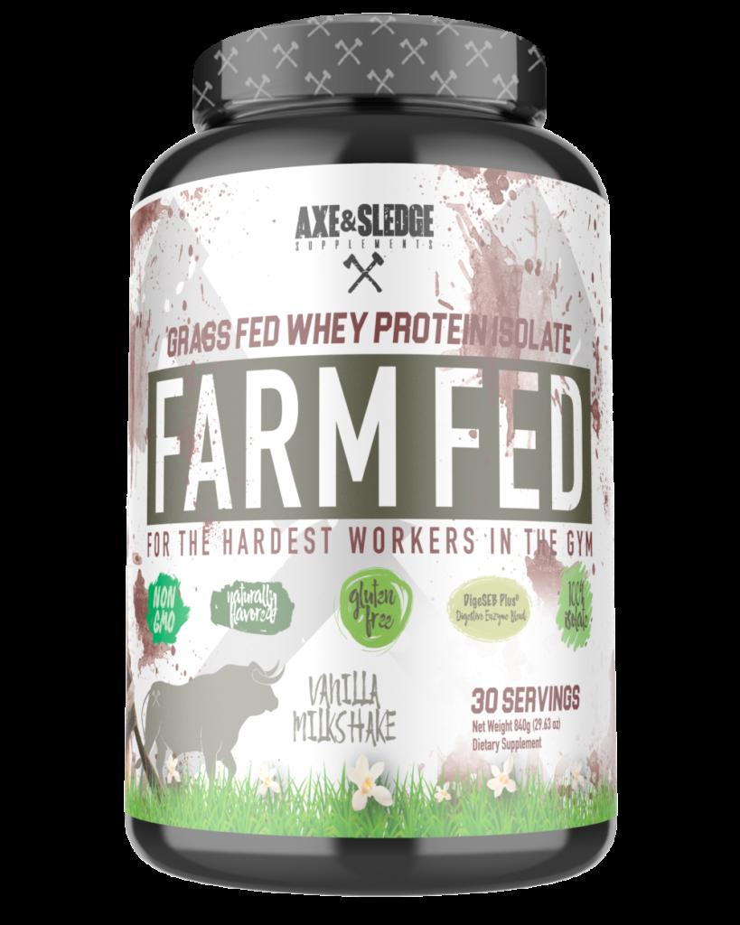 Axe and Sledge - Farm Fed