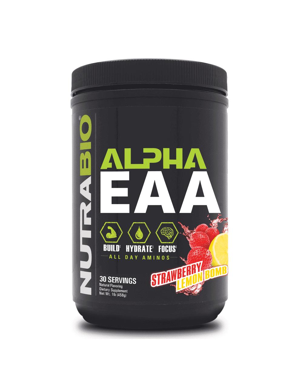 NutraBio - Alpha Eaa