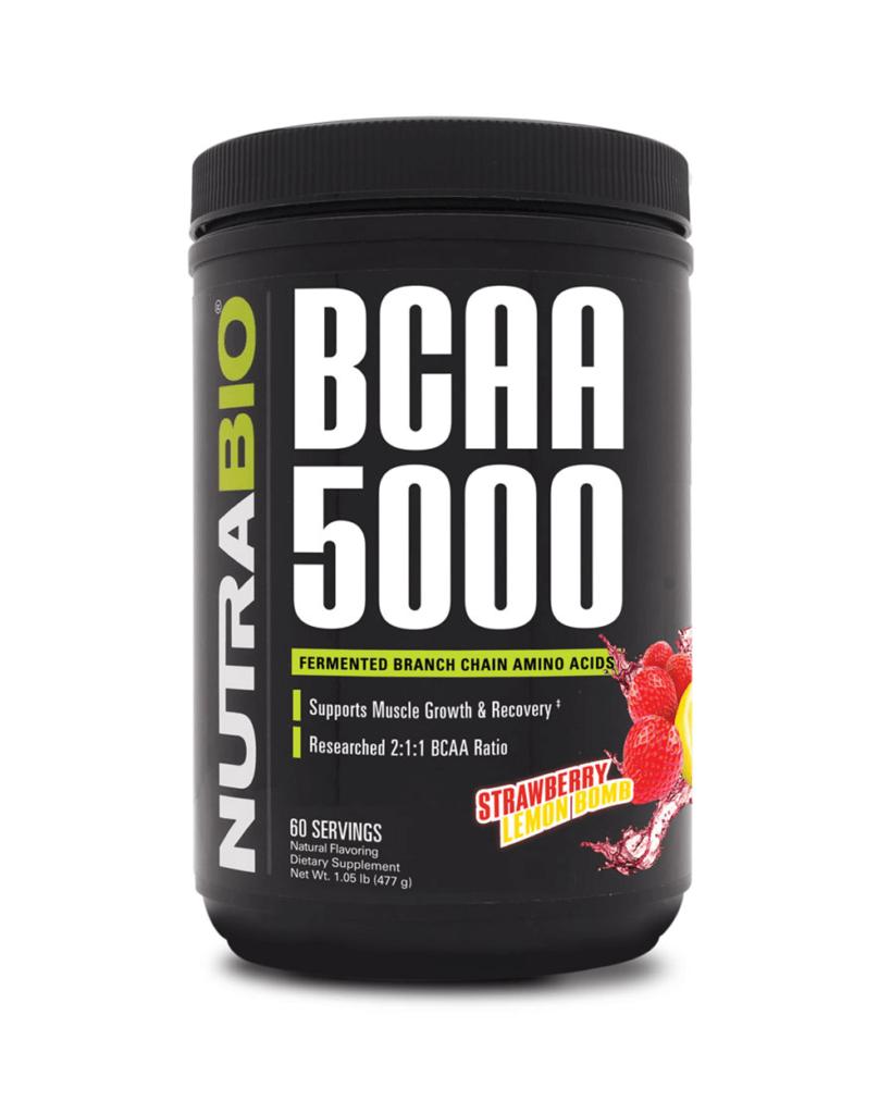 NutraBio - BCAA 5000