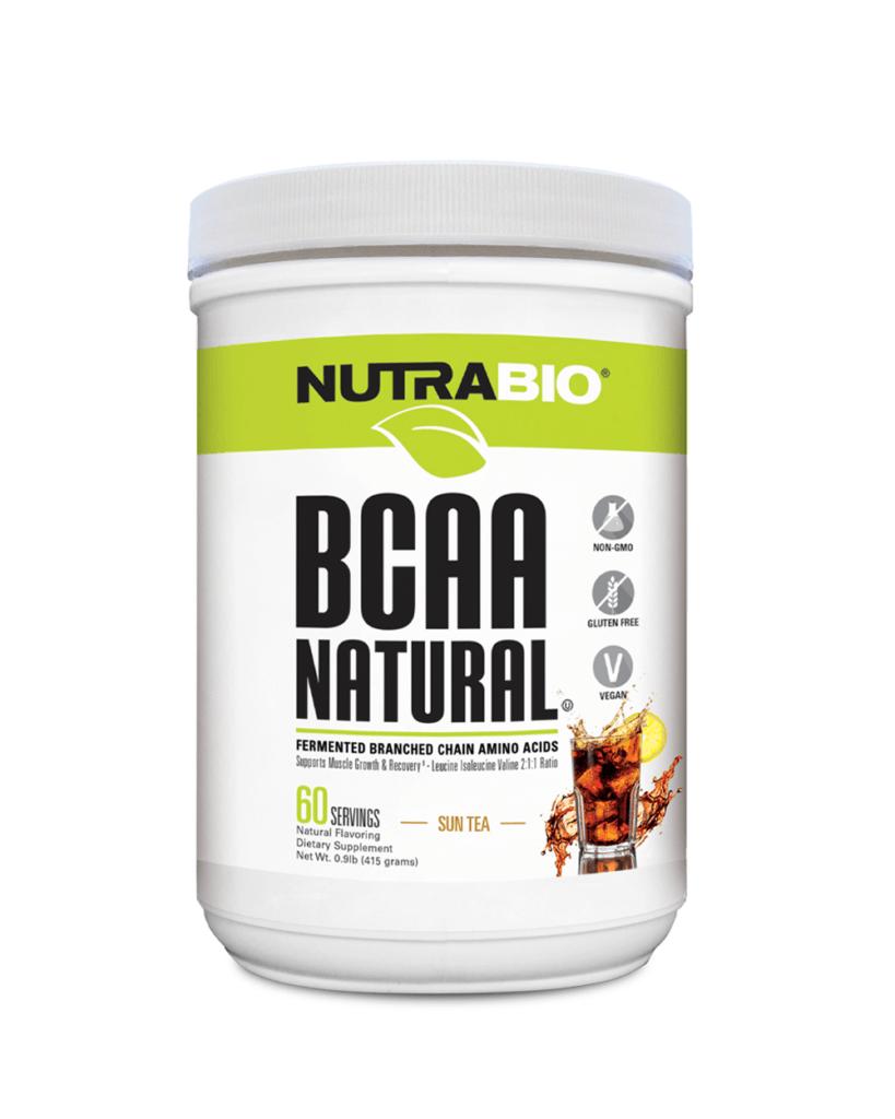 NutraBio - BCAA Natural