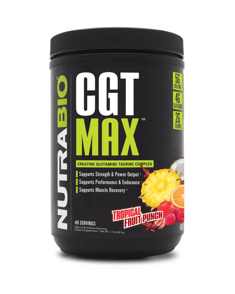 NutraBio - CGT Max