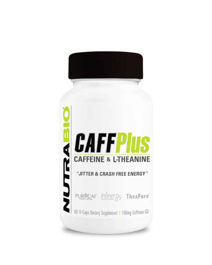 NutraBio - CaffPlus
