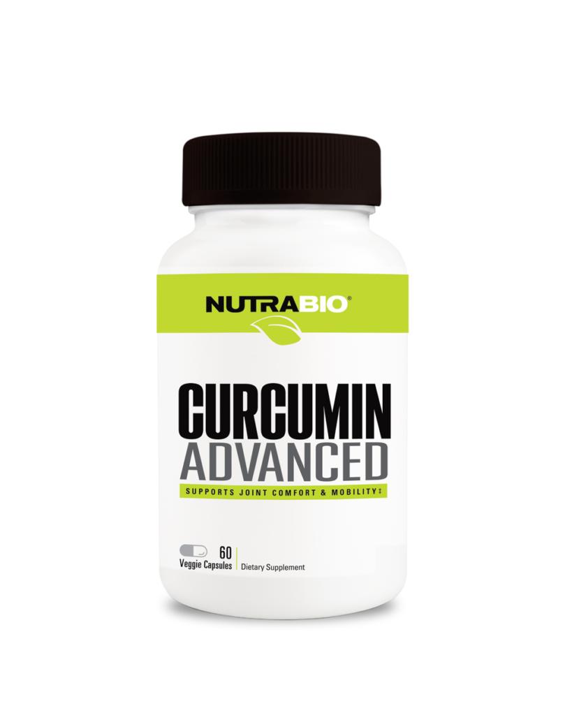 NutraBio - Curcumin