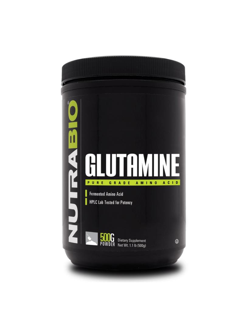 NutraBio - Glutamine