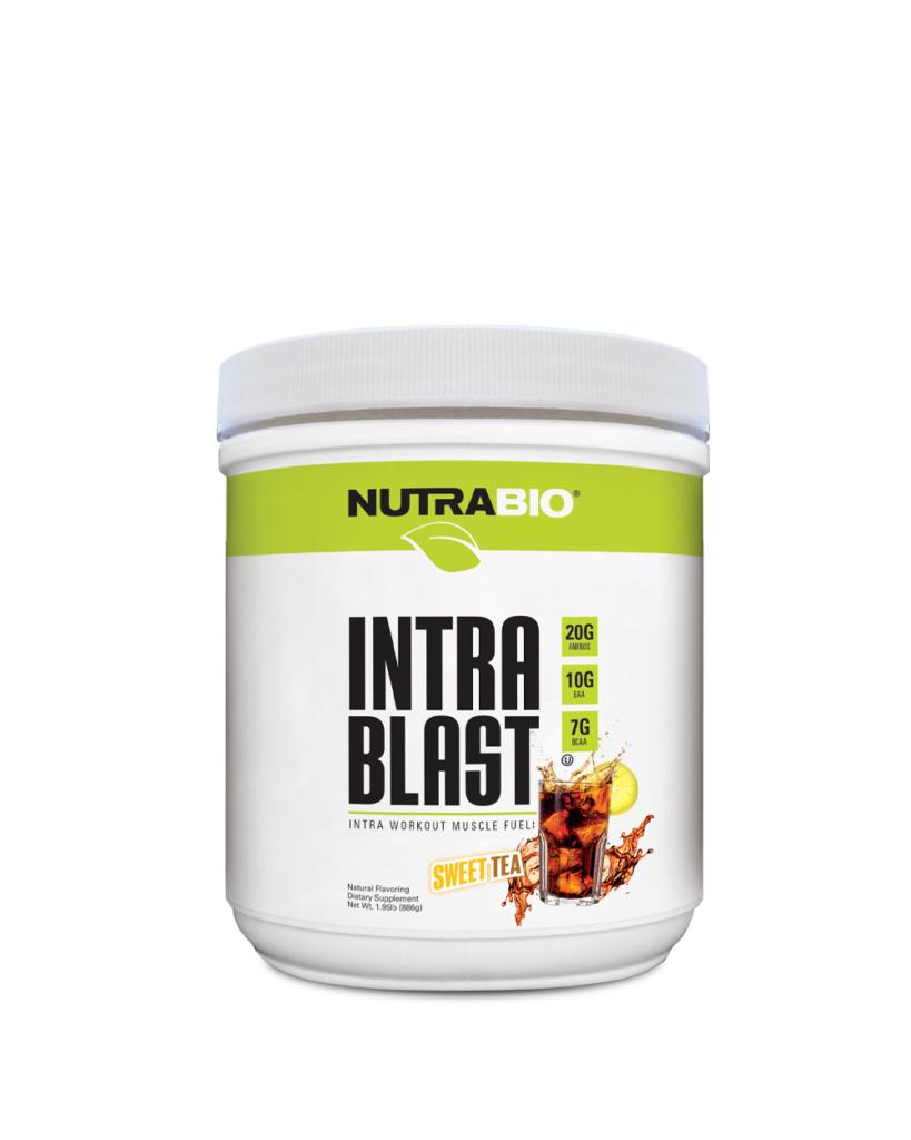 NutraBio - Intra Blast Natural