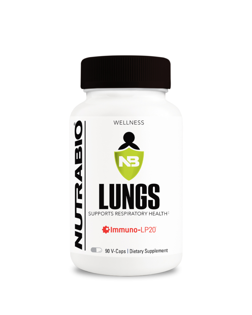 NutraBio - Lungs