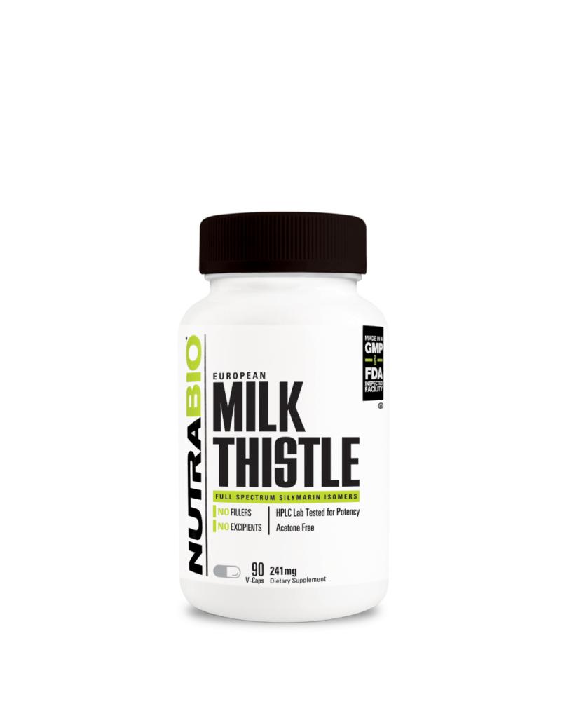 NutraBio - Milk Thistle