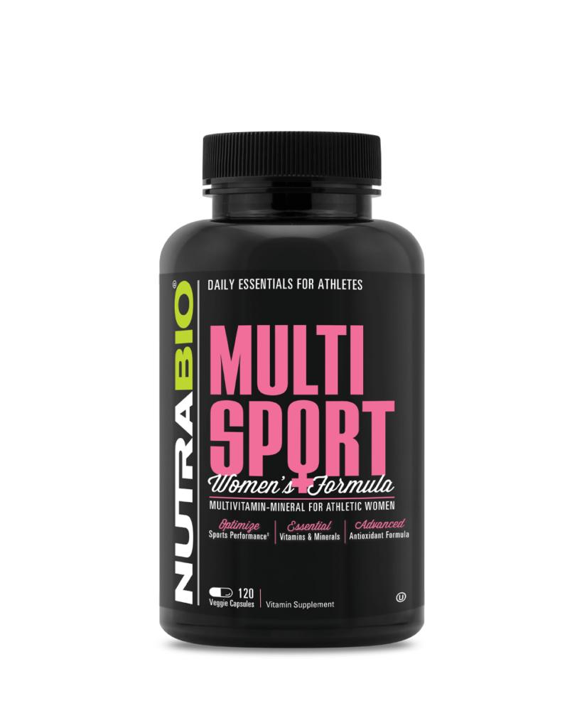 NutraBio - Multi sport for women