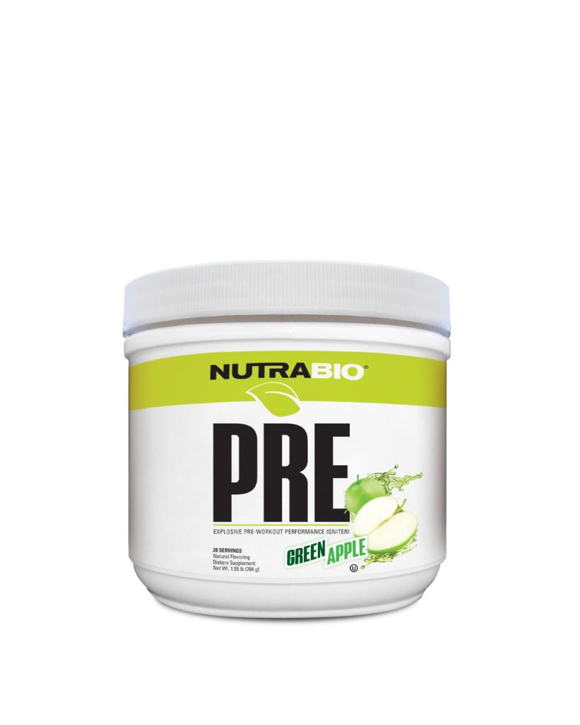 NutraBio - PRE Workout Non-Artificial