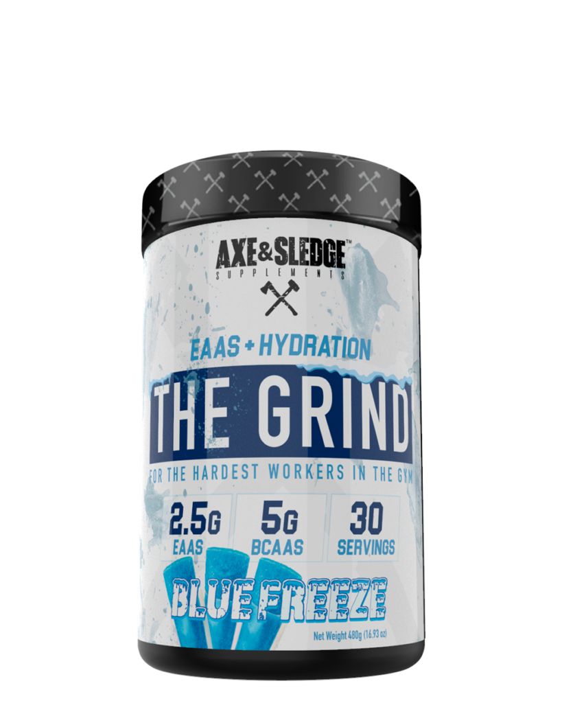 Axe and Sledge - The Grind