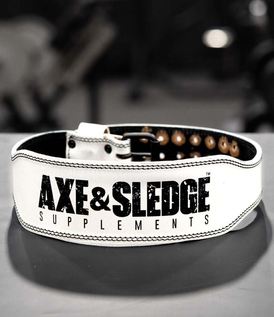 Axe and Sledge - Weight Belt