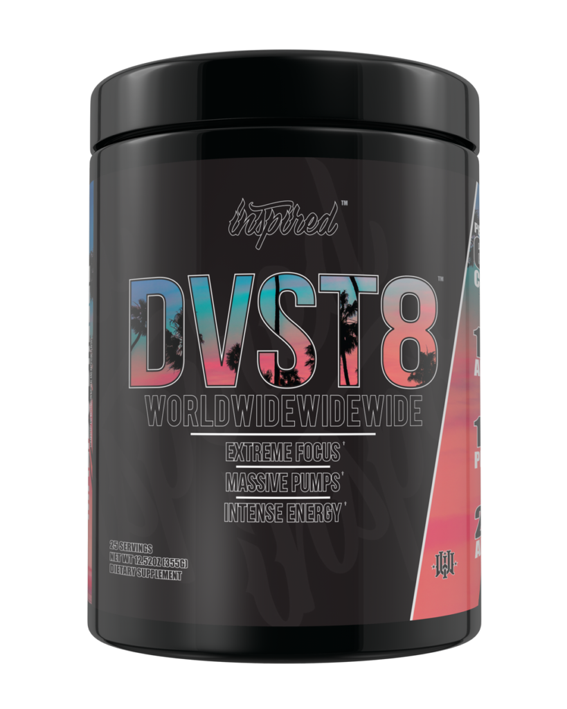 Inspired Nutraceuticals - DVST8