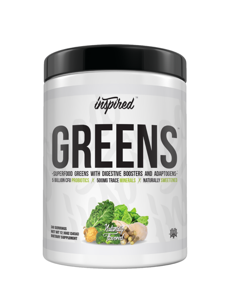 Inspired Nutraceuticals - Greens