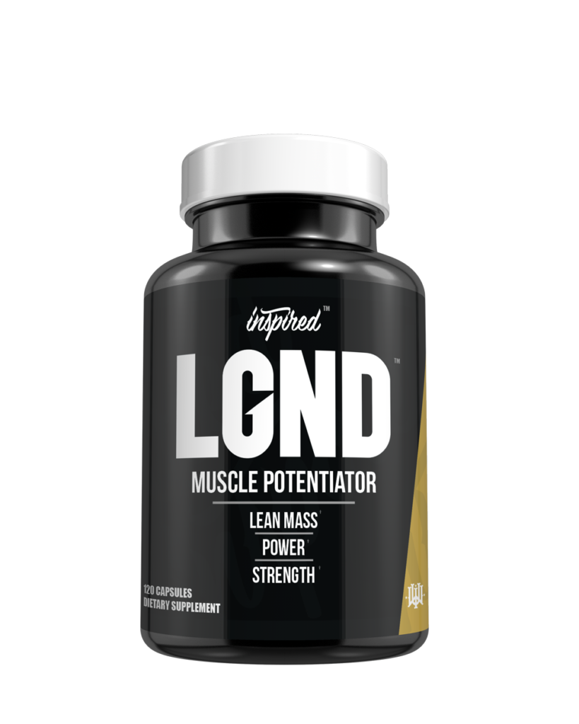 Inspired Nutraceuticals - LGND