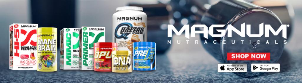 Magnum Nutrceuticals