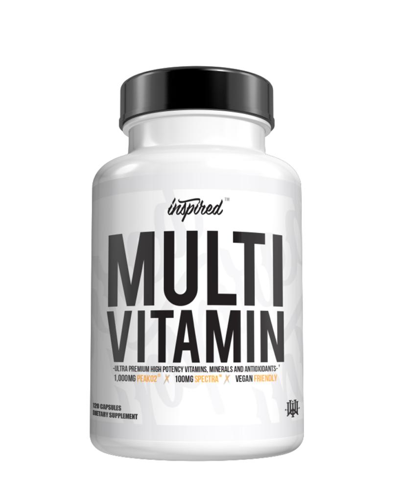 Inspired Nutraceuticals - Multi Vitamin