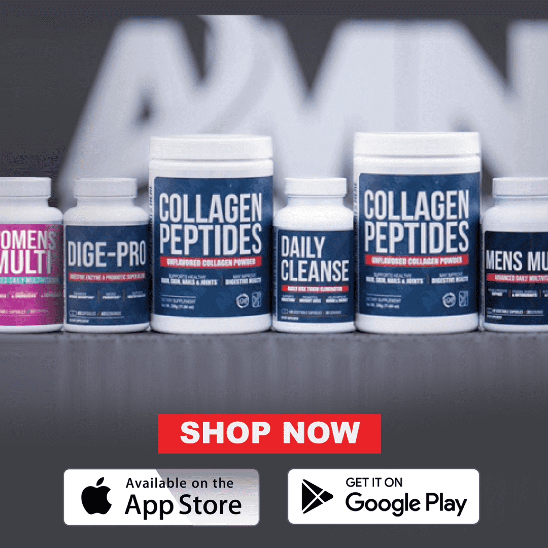 American Made Nutrition