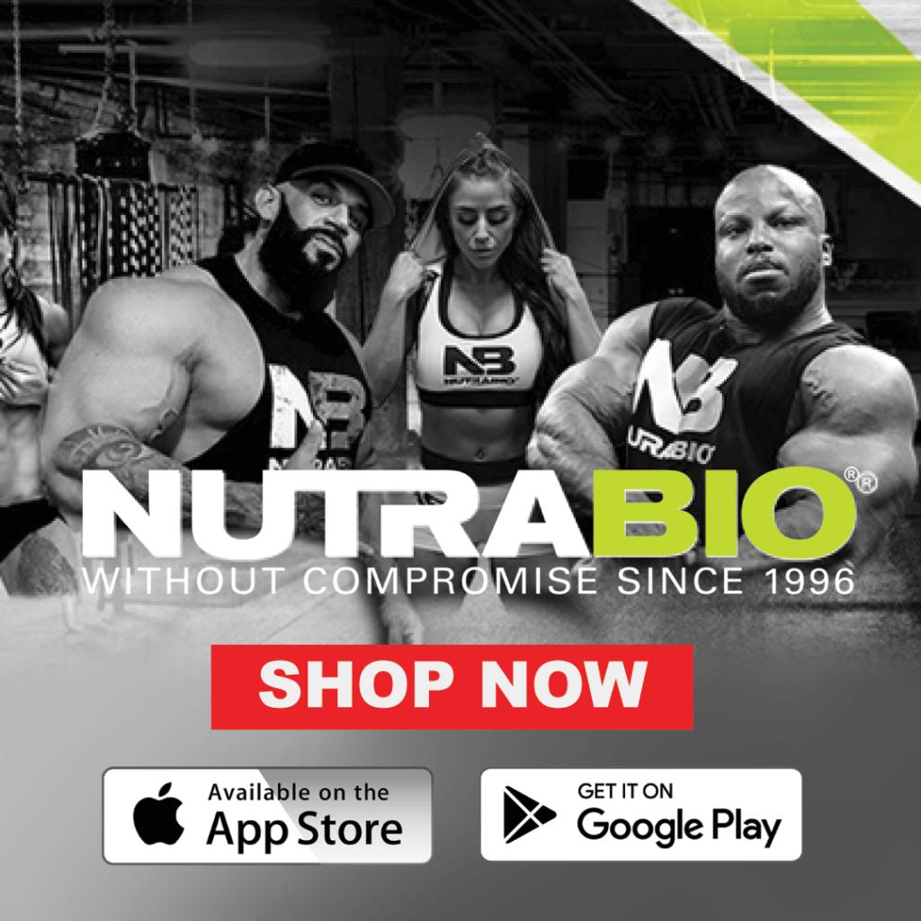 Nutrabio - Ügro Sport App
