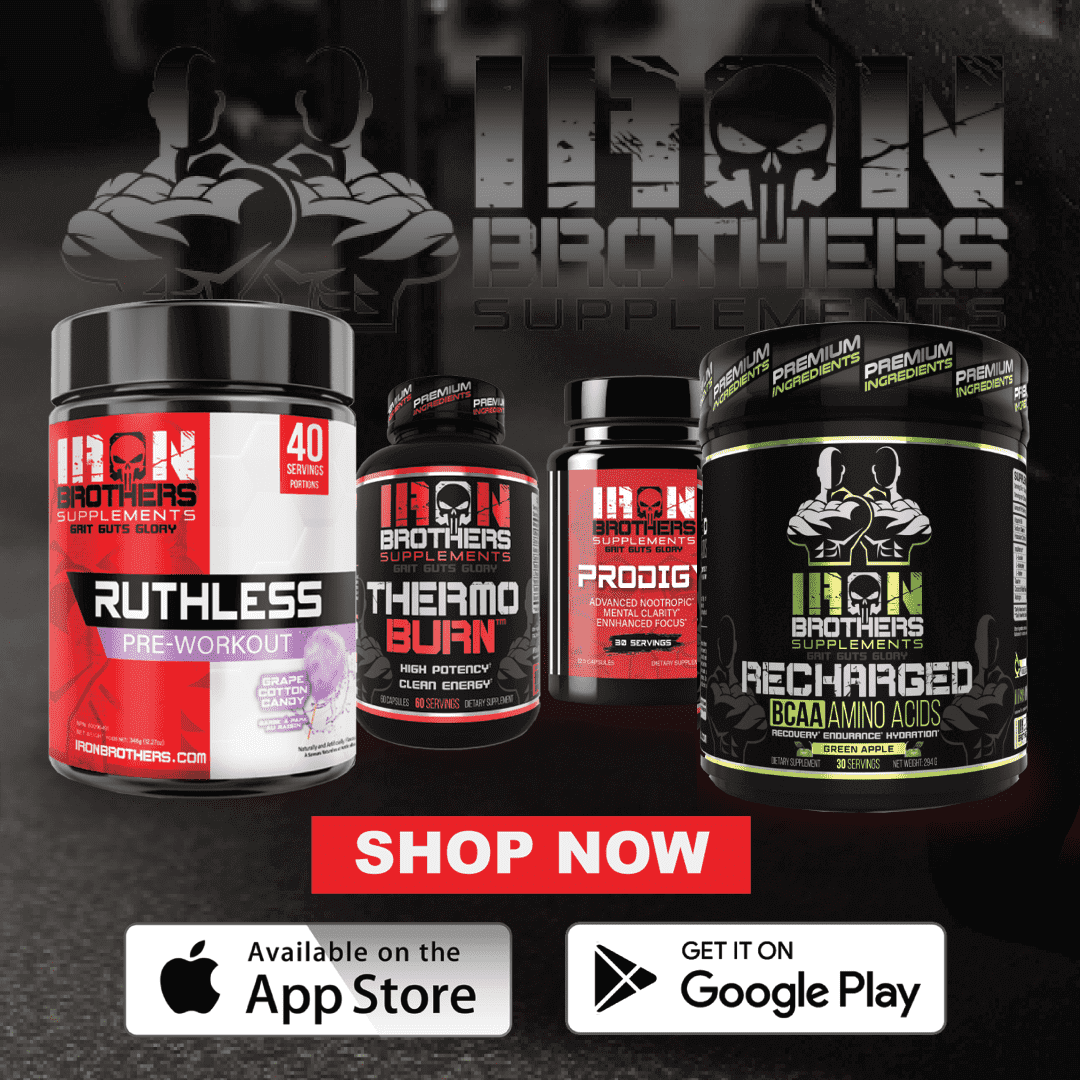 Iron Brothers Supplements