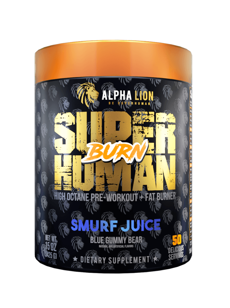 Alpha Lion - SuperHuman - Burn