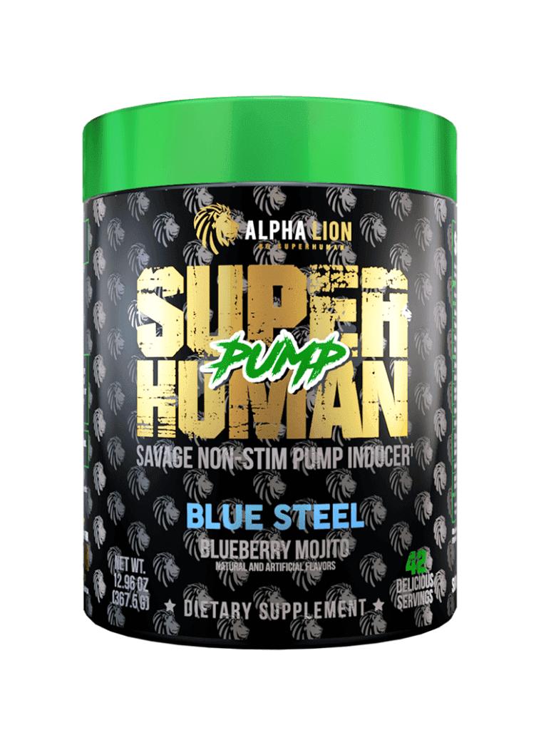 Alpha Lion - SuperHuman - Pump