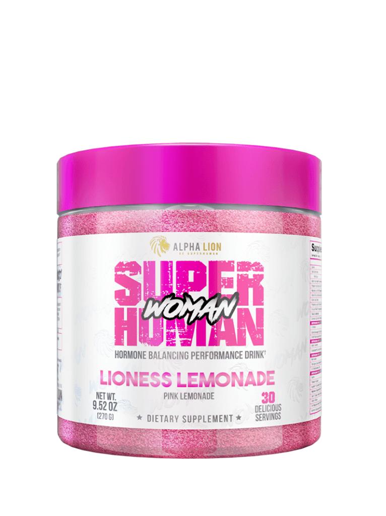 Alpha Lion - SuperHuman - Women